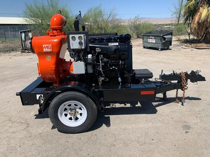 Used 2000 Multiquip 2500 GPM Industial pump rent / sale