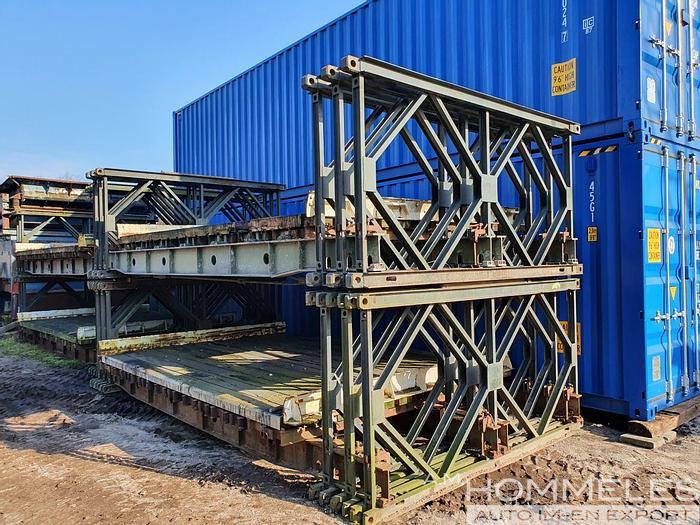 Used Thos Storey Bailey bridge