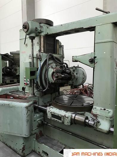 TOS FO10 Gear Hobbing Machine
