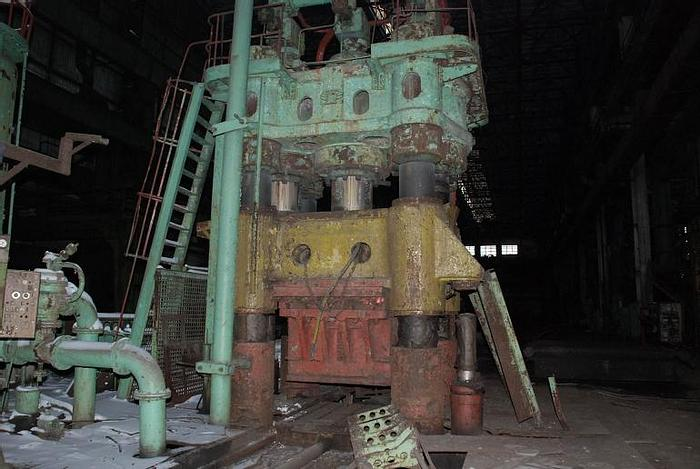 Used Press Forging Open Die Hydraulic P272A