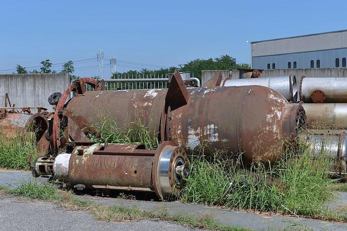 Usata Reattore A.T.B. BRESCIA da 7500 Litri