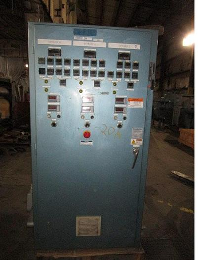 Used Control Panel for Davis Standard Extruder stock # 4756-028D