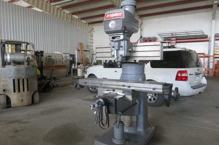 Bridgeport Series II Milling Machine Series II