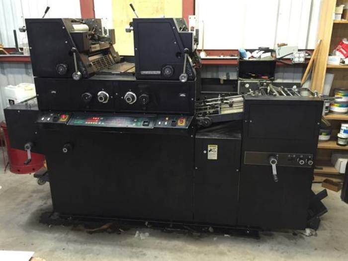Printing Machines for SALE!