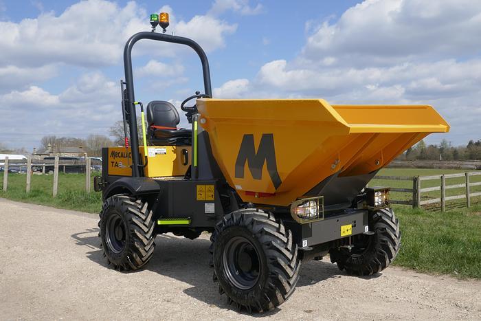 Used 2021 MECALAC TA3sh