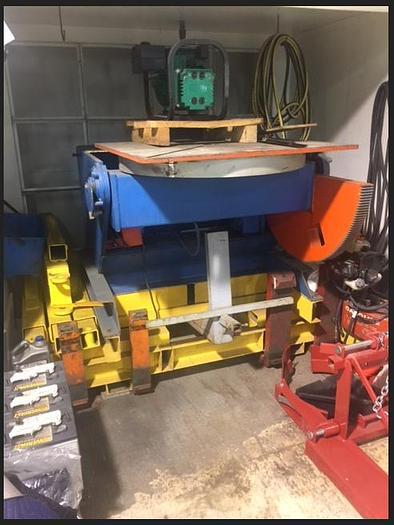 Used Koike Aronson welding positioner