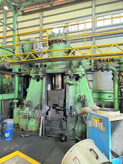 Used Hammer Forging Pneumatic MPM6300B