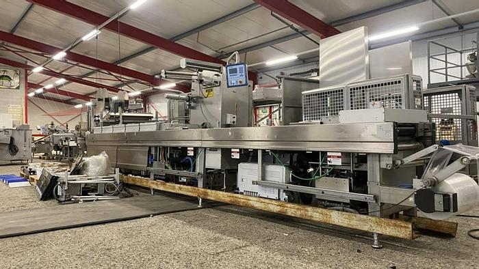 Used Multivac R240 thermoformer