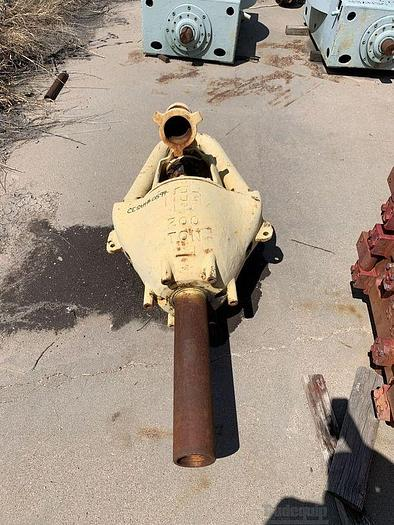 Used GARDNER DENVER 200 TON SWIVEL