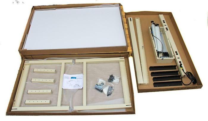 "IAC Industries 4510243497 WorkMaster E Series Work Bench, 30""D x60""L (7700)"