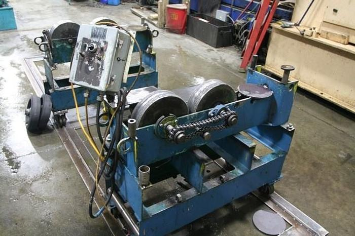 "2000 lb IRCO MODEL 3-1PR, 1 Idler, 1 Power, 156"" Mounting Track"