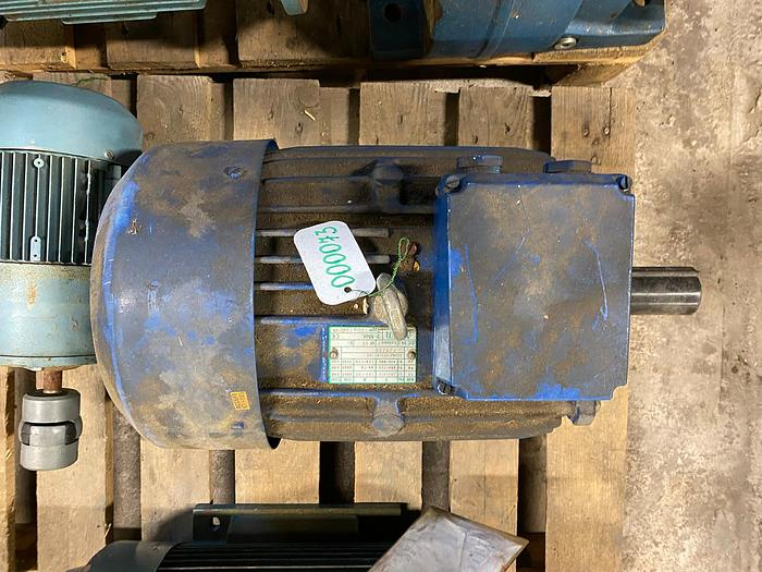 Used BEVI Electric motor 7,5 kW