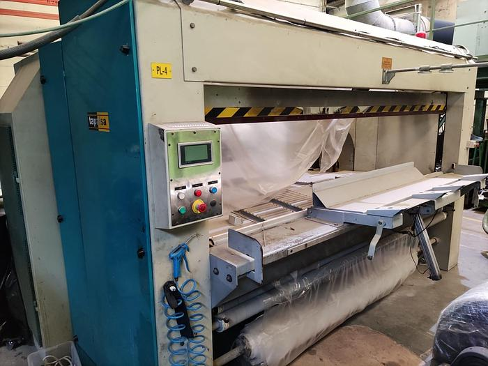 Used Packing machine TAPALSA  2000  2000 mm