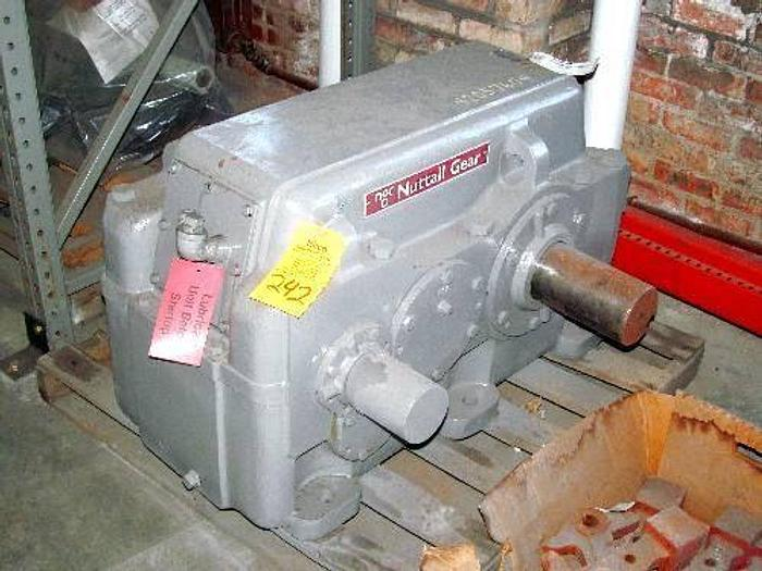 Used 75 HP NUTALL GEAR SPEED REDUCER