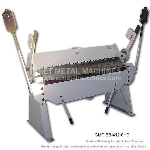GMC Manual Box & Pan Brake BB-412-6HD