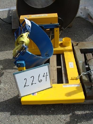 DCR-205-15 Barrel Dumper Attachement