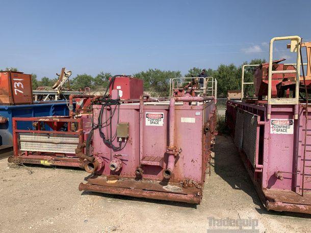 Used Tanks & Vessels - Tanks - .
