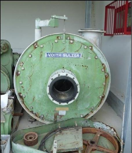 Used Voith Sulzer Fiberizer F2TS