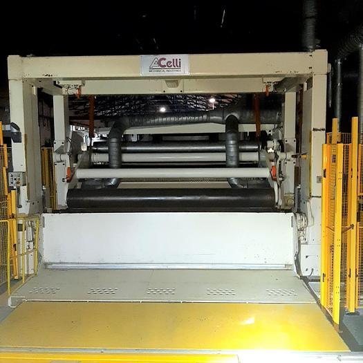 Gebraucht (FRW-166) - Slitter Rewinder for Tissue, ACelli - 3300 mm