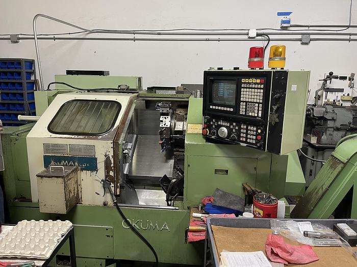 Used Okuma   LB15  CNC Lathe