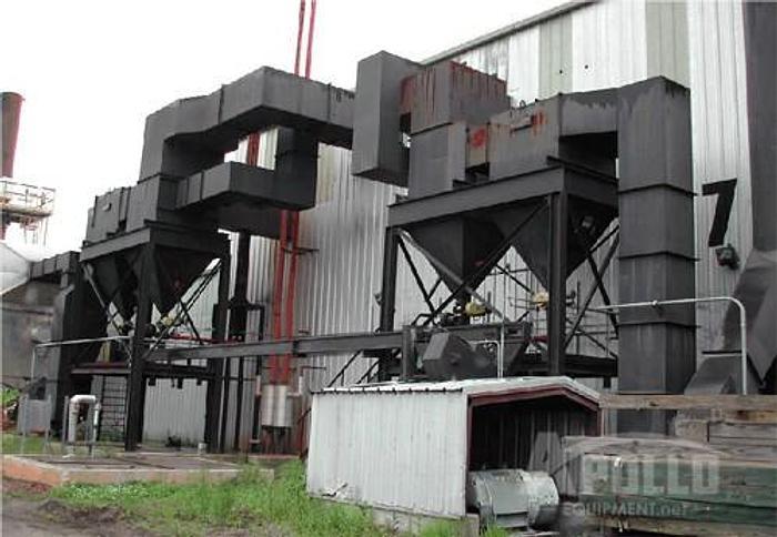 Used 1997 2.8 Megawatt Cogeneration Power Plant
