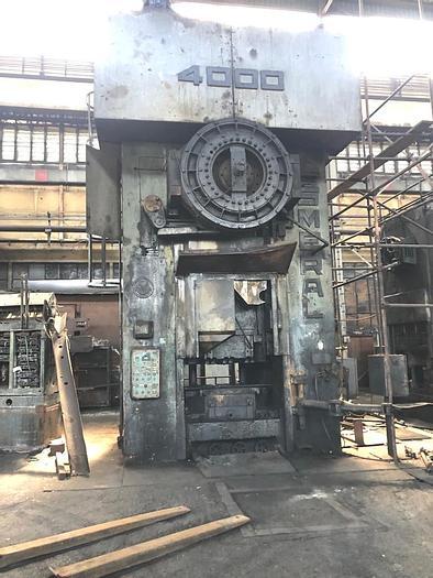 Used Press Hot Forging LZK4000