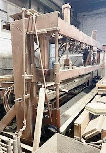 Used Kent Precast Lintel Machine