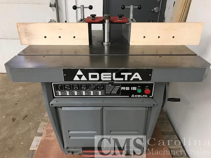 Used Delta RS-15