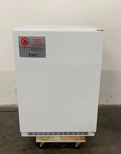 Used Marvel Scientific 6FAR Flammable Material Undercounter Refrigerator