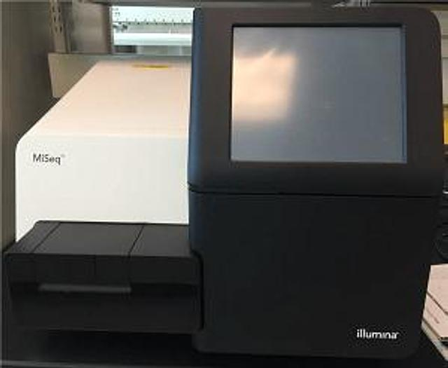 Used MISEQ NGS SEQUENCER