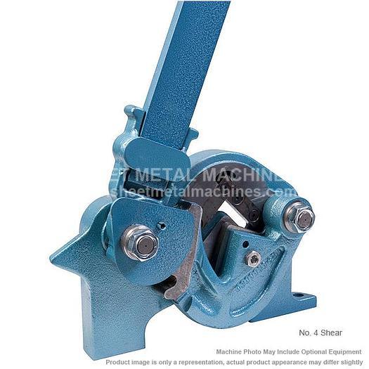 ROPER WHITNEY Angle Iron Shear NO.4