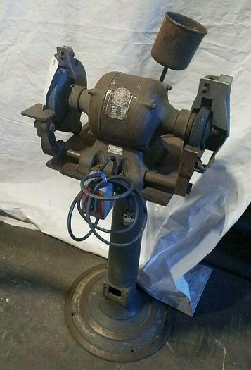 Used Walker Turner Pedestal Grinder