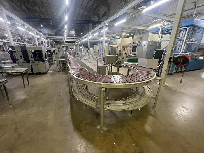 Used FERAG PKT-SCHLEPPANTRIEB Conveyor