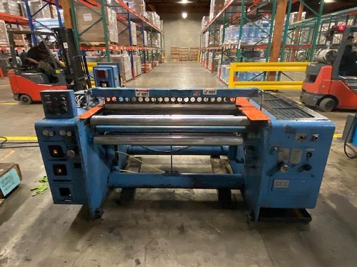 "Used 50"" GEC 418 Bag Machine stock # 4771-002"