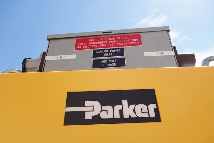 Used Parker Variable Frequency Drive 200 HP