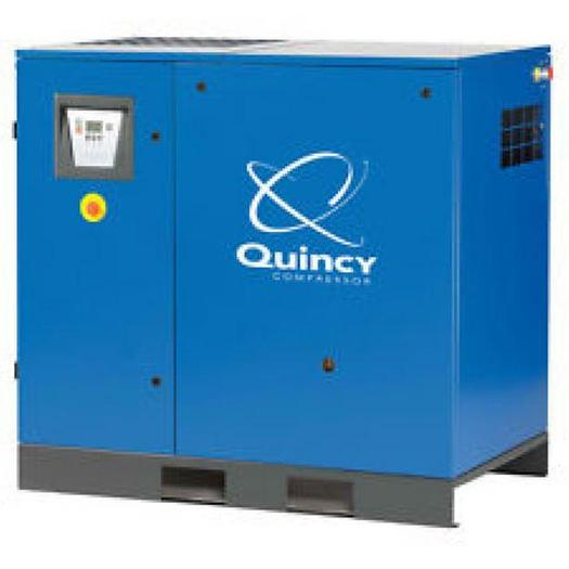 Used Quincy QGS-20 Air Compressor System