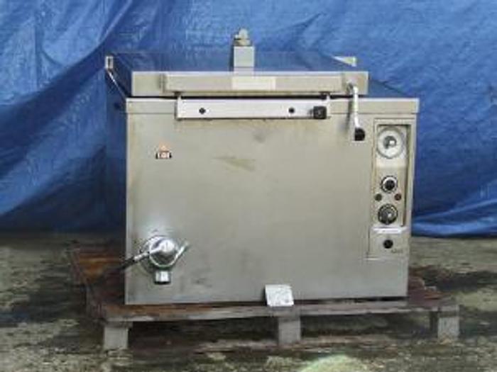 Używane Szybkowar Elro, parowe, nadciśnieniowe urządzenie do gotowania, wykonanie nierdzewne