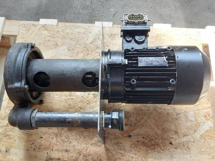 Gebraucht Eintauchpumpe, TG30 44/15 285, H 25m, 135 L /Min, 1,5KW, Knoll,  gebraucht