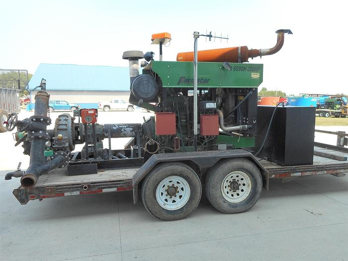 Used CORNELL 4NHTB-F18DBK Manure Injection System