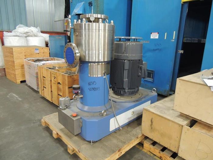 Used UNUSED IKA WORKS MK 2000/50 COLLOID MILL – 150 HP (#9718)
