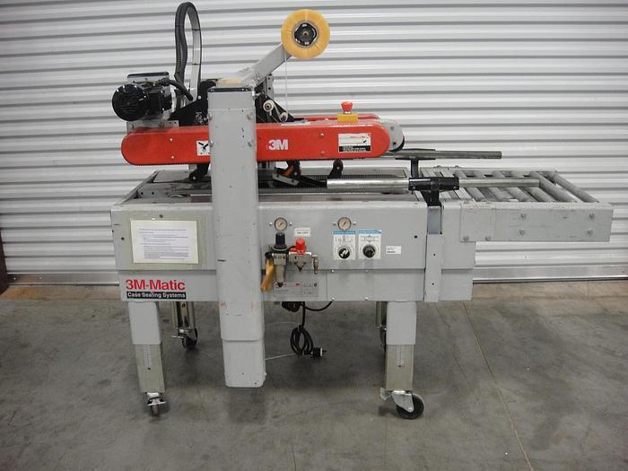 Used 3M-Matic 700r Case Sealer