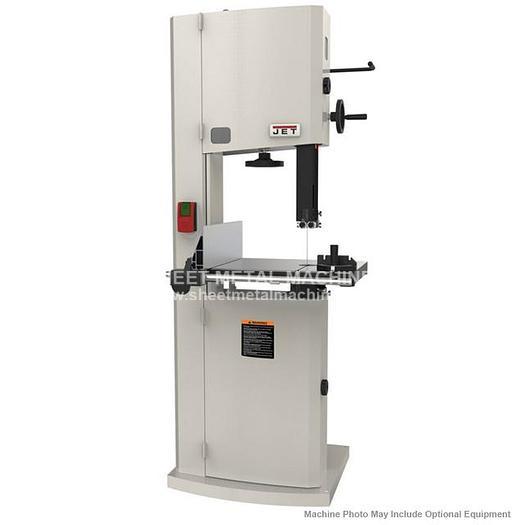 JET JWBS-15-3 Steel Frame Bandsaw 3HP 230V 714650