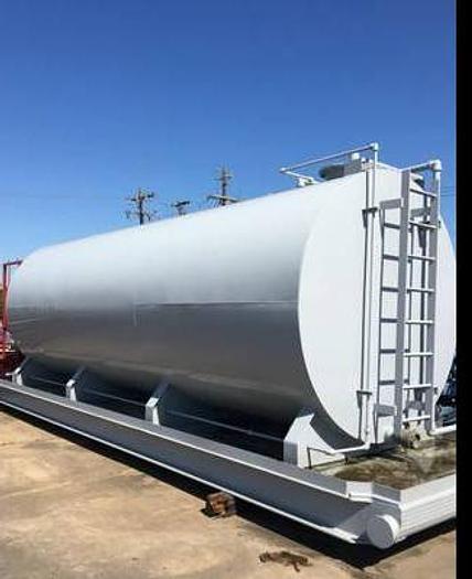 10,000 Gallon Fuel Tank Storage