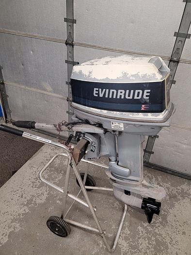 Used 1987 Evinrude E30RCUB