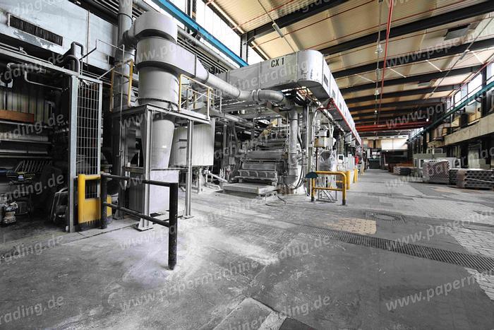 Gebraucht (FHC-38) - Coating machine offline (CX1) - 1440 mm