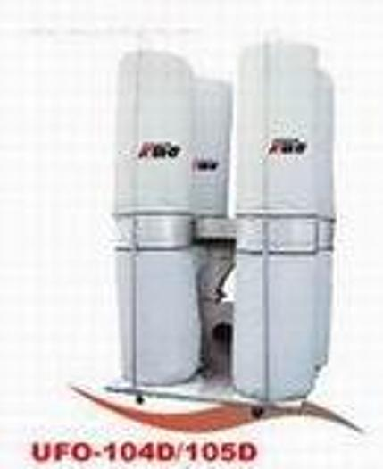 Kufo UFO-104D Four Bag Dust Collector