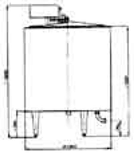 Używane Zbiornik procesowy z mieszadłem M 1000/2