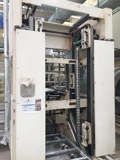 Used Winkler and Dunnebier Jelly Depositing Line