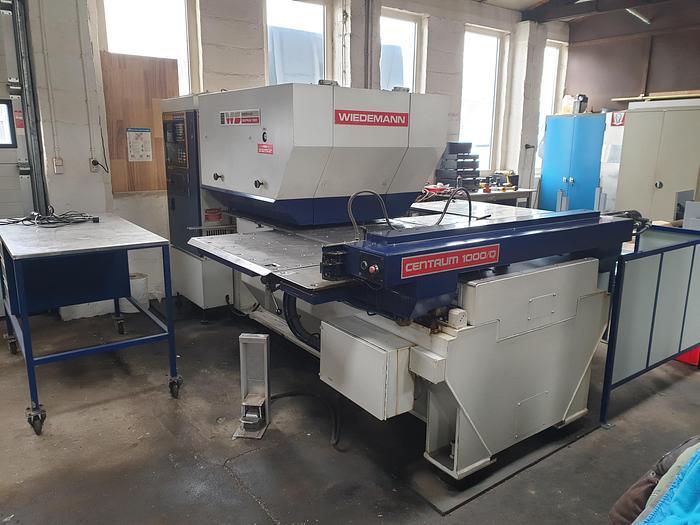 Used Wiedemann Centrum 1000/Q
