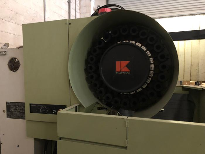 1992 Kuraki KV-700
